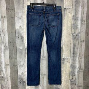Current/Elliot Straight Leg Jeans Sz 28